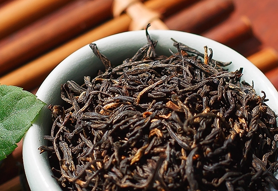 Qimen black tea